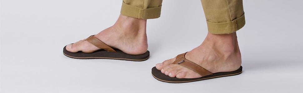 Reef Twinpin Men's sandal