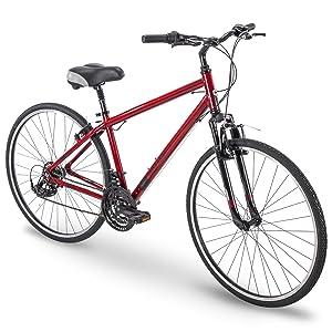 amazon com royce union 700c rmy mens 21 speed hybrid comfort bike