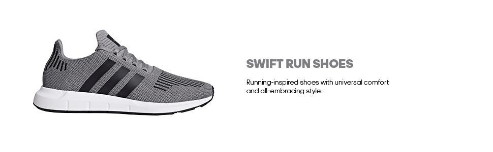 adidas swift run trainers men size 12