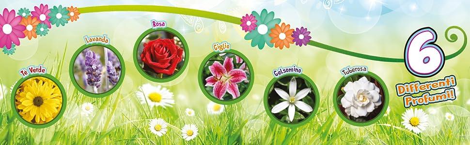 Jasmine Grandi Giochi Bambole Flower Surprise Fiori Giocattolo Profumati