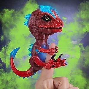 Amazon Com Untamed Radioactive Triceratops Whiplash Blue Interactive Toy Toys Games Los dinosaurios de juguete son nuestra pasión, comienza tu colección con un dinosaurio schleich elige el tuyo en nuestra selección de dinosaurios de juguete de marketlace, y adentrarte en un. untamed radioactive triceratops whiplash blue interactive toy
