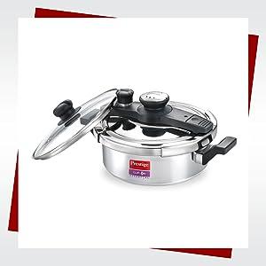 Modular Stainless Steel cookware prestige