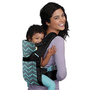 Amazon Com Infantino Gather Carrier Grey Multi One