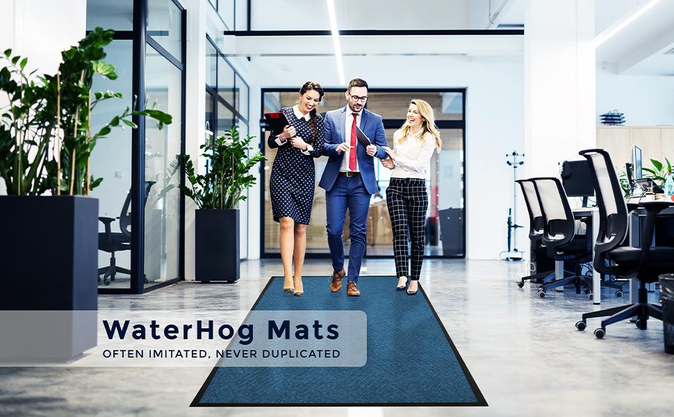 WaterHog Diamond Mats, Entrance Matting, Office Matting, Clean Matting, Bi-Level Matting