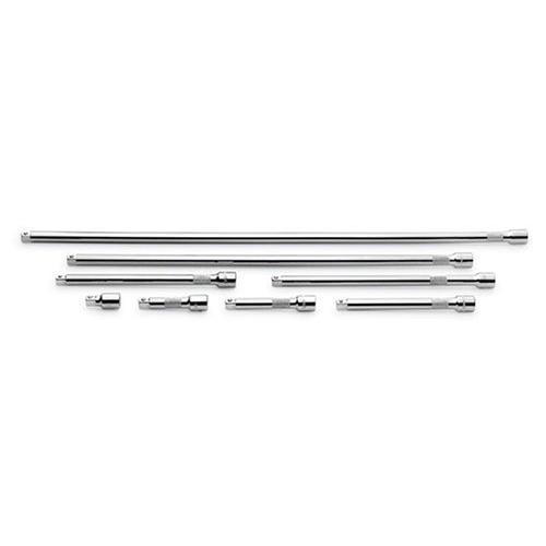 """SK HAND TOOL 6 Piece 3//8/"""" Drive ExtensionSet 1.5/""""-10/"""" SK4536"""
