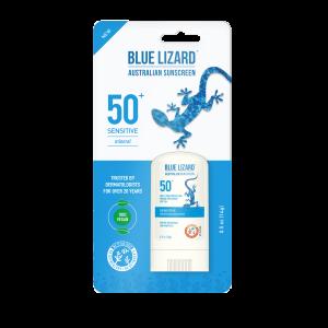 Blue Lizard Sensitive Mineral Sunscreen Stick - SPF 50+