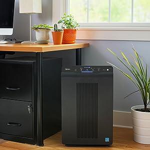 Air Purifier, True Hepa Filter, Air Cleaner, Allergens, Dust, Smoke, Air Filter, Hepa Air Purifier
