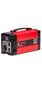 A-iPower PPS300L 300 Watt Lithium Battery Portable Power Station