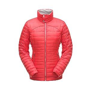 Spyder Women's Edyn Synthetic Down Jacket