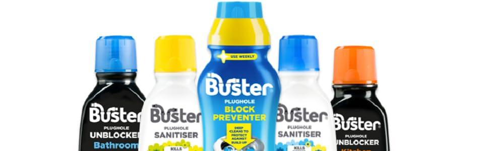 Buster Family Shot