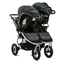 Double Car Seat Stroller- Bumbleride Indie Twin