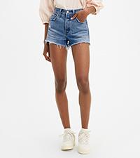 501 High-Rise Shorts