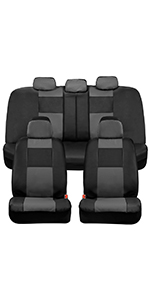 gray leather seat covers for suv