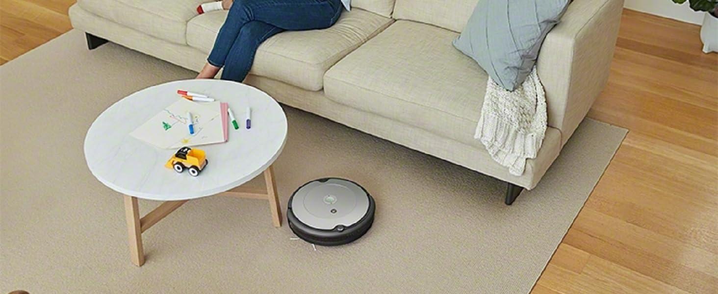 1ルンバ,roomba,ロボット掃除機,掃除機