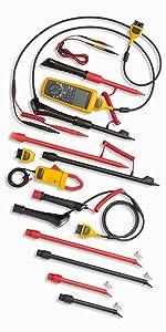 fluke, battery analyzer, bt520, bt521