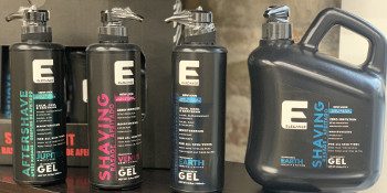 clear shaving gel, transparent formula gel, professional shave gel, shaving gel for barbers, fades