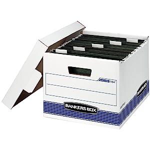 bankers box, box, boxes, storage box, storage boxes, moving box, moving boxes, moving, storage