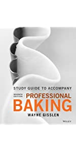 Professional baking 7th edition kindle edition by wayne gisslen study guide title professional baking 7th edition fandeluxe Gallery