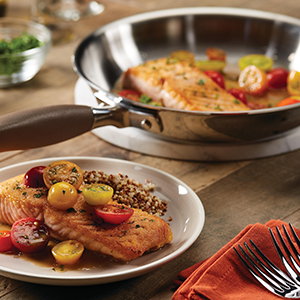cookware, pots and pans, stainless steel cookware, cookware set, clad cookware