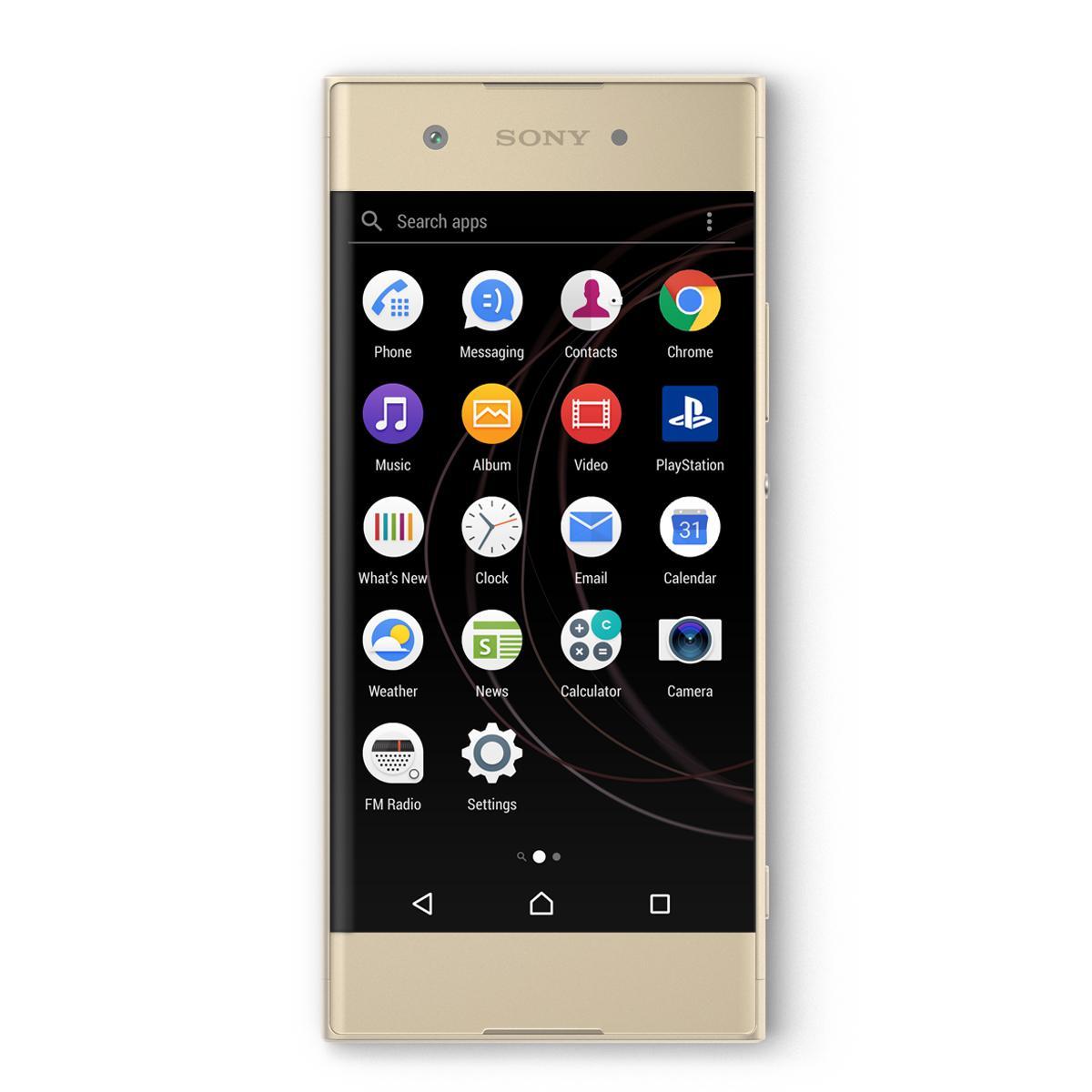 Amazon.com: Sony Xperia XA1 - Unlocked Smartphone - 32GB