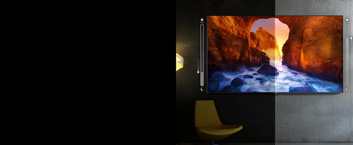 Samsung QLED 4K 2019 65Q70R - Smart TV de 65
