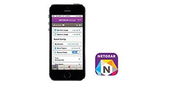 Application pour les hotspots mobiles NETGEAR
