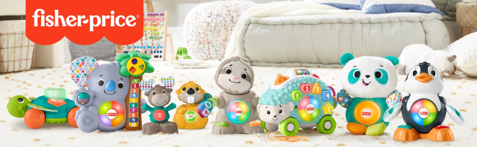 Linkimals Cool Beats Penguin - Fisher-Price Baby Toys