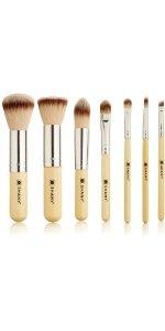 Petite Pro Bamboo Brush Set