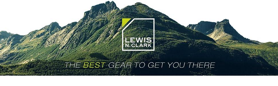 travel gear lewis and clark n n. lewes travelon airplane travel neck stash money belt hide money