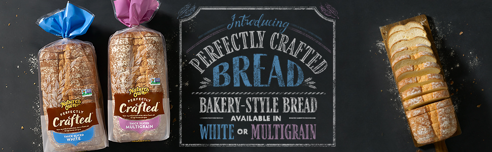 Natures Own Perfectly Crafted Multigrain, 22 oz: Amazon.com ...