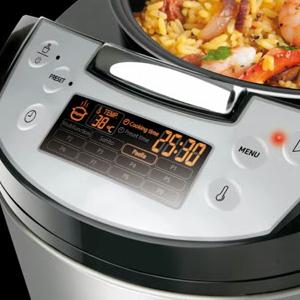 Robot de cocina taurus master cuisine recetario