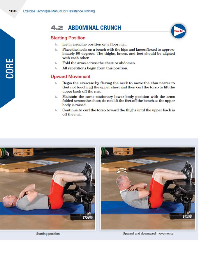 Exercise technique manual for resistance training 3rd edition with view larger fandeluxe Image collections