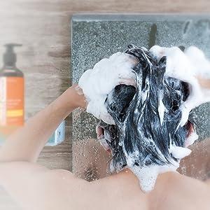 argon shampoo