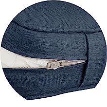 Cushions, Patio Cushions, Montlake, Classic Accessories, Seat Cushion, Back Cushions, Indigo, blue