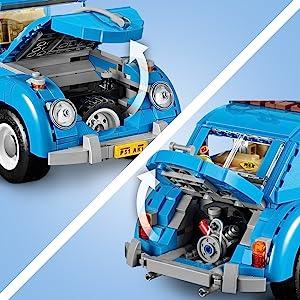 lego creator expert volkswagen beetle 10252. Black Bedroom Furniture Sets. Home Design Ideas