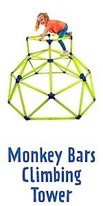 Monkey Bars Climbing Towers