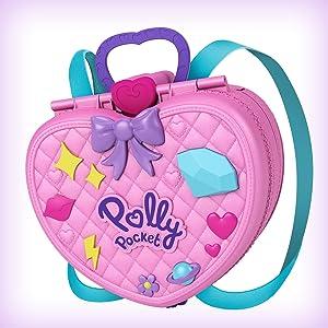 Polly Pocket Zainetto Parco Dei Divertimenti GKL60 Mattel