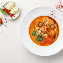 Tom Yum Goong (Shrimp Tom Yum)