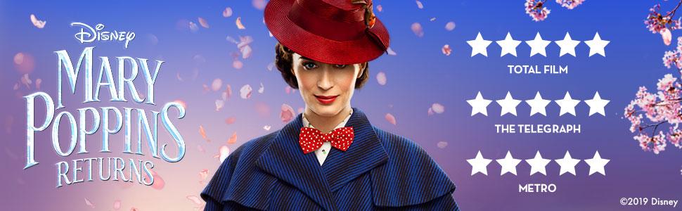 mary poppins returns; mary poppins
