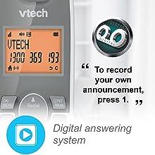 digital answering system