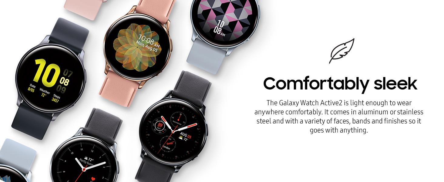 Samsung Galaxy Watch Active2 44mm Black LTE
