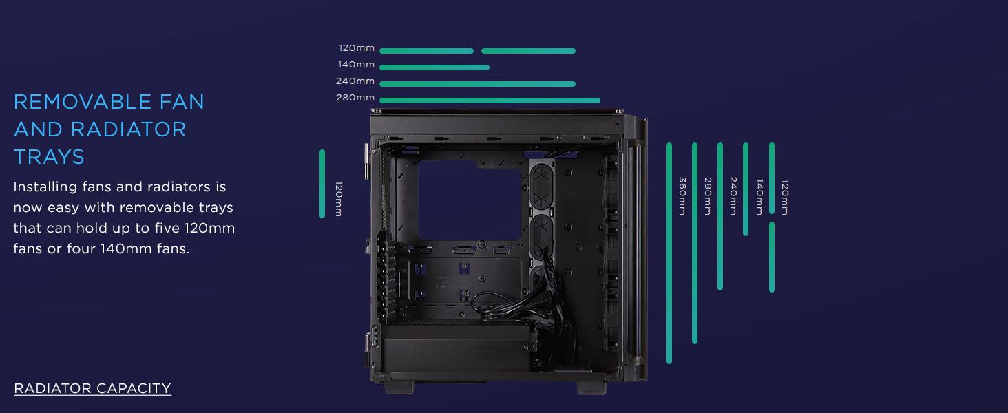 Corsair Cc 9011139 Ww 500d Obsidian Rgb Se Mid Tower Case Black Giant Atx 2 2014 S Blue Wht Gry Next Page