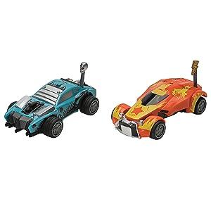 Rocket League Battle-Car Mystery Garages Series 1 2-Pack