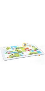 Tiny Love, Gymini e palestrine, Tappeto gioco Super Mat