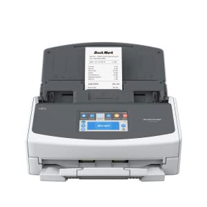fujitsu scansnap cloud for receipts, documents, business cards