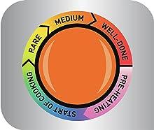 Cooking Level Indicator, OptiGrill+