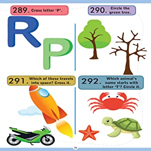 Activity book, activity books for kids 3+