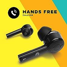 handsfree calling headphone