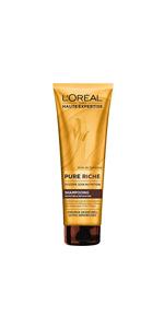 shampoing cheveux colorés sans sulfate sans parabène sans silicone après shampoing  cheveux frisés