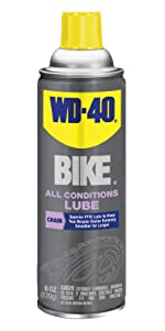 wd40 wd-40 bike all conditions lube lubricant chain